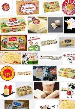 Beurre Charentes-Poitou (aoc-aop)
